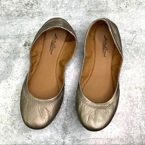 Lucky Brand Emmie Flats Size 6 1/2